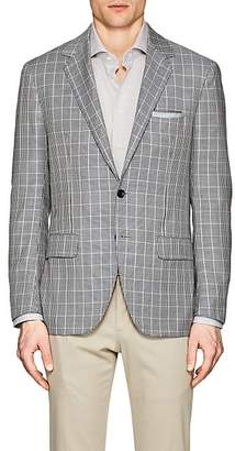 Sartorio SARTORIO MEN'S PG CHECKED WOOL