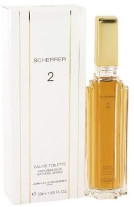 Jean Louis Scherrer SCHERRER II by for Women - Eau De Toilette Spray 50 ml