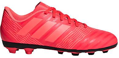 Children's Nemeziz 17.4 Football Boots, Pink
