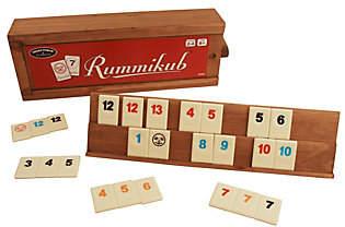 University Games Rummikub Vintage-Style Gift Box Edition