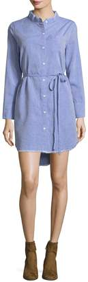 DL1961 Women's Prince & Mott Buttoned Shirt Dress