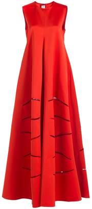 Maison Rabih Kayrouz A-line Maxi Dress