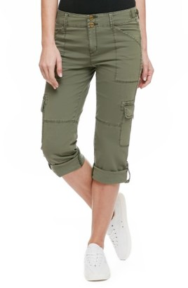 Women's Sanctuary 'Habitat' Crop Pants $89 thestylecure.com