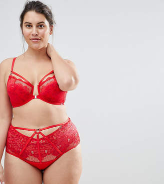 Figleaves Curve Amour Strappy Bra