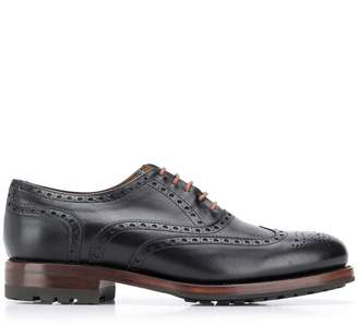 Berwick Shoes ブローグ シューズ