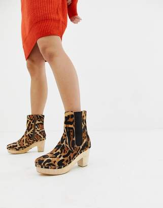 Free People West Johanna clog