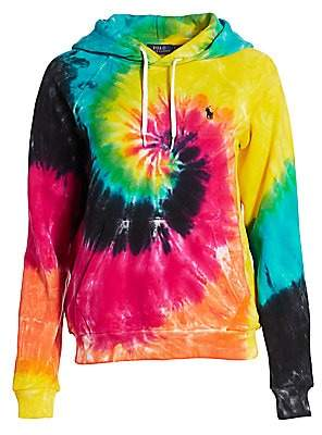 Polo Ralph Lauren Women's Tie Dye Eclipse Hoodie