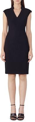 REISS Elia Tailored Dress $340 thestylecure.com