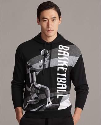 Ralph Lauren RLX Cashmere Hooded Sweater