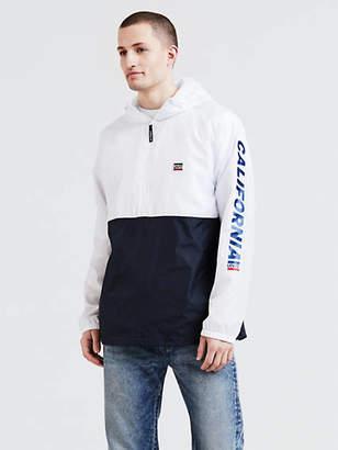 Levi's Packable Sport Anorak Jacket