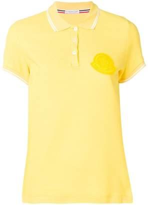 Moncler basic polo shirt
