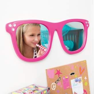 Zoomie Kids Fields Sun Accent Mirror