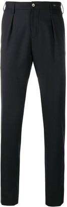 Pt01 high-waist tailored trousers