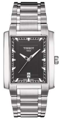 Tissot Men's TXL Bracelet Watch, 35mm