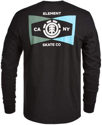 Element Men's Segment Logo-Print T-Shirt