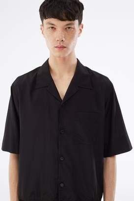 3.1 Phillip Lim Ribbed-Hem Souvenir Shirt