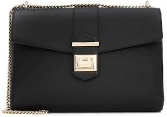 Jimmy Choo Marianne leather shoulder bag