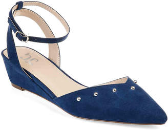 Journee Collection Aticus Wedge Sandal - Women's