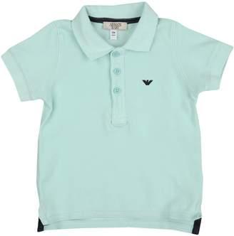 Armani Junior Polo shirts - Item 37843122SF