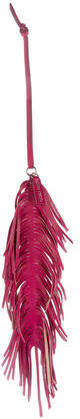 Jimmy Choo Jimmy Choo Fringe Leather Bag Charm