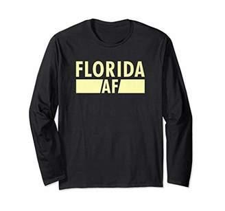 Florida AF Home State Long Sleeve T-Shirt
