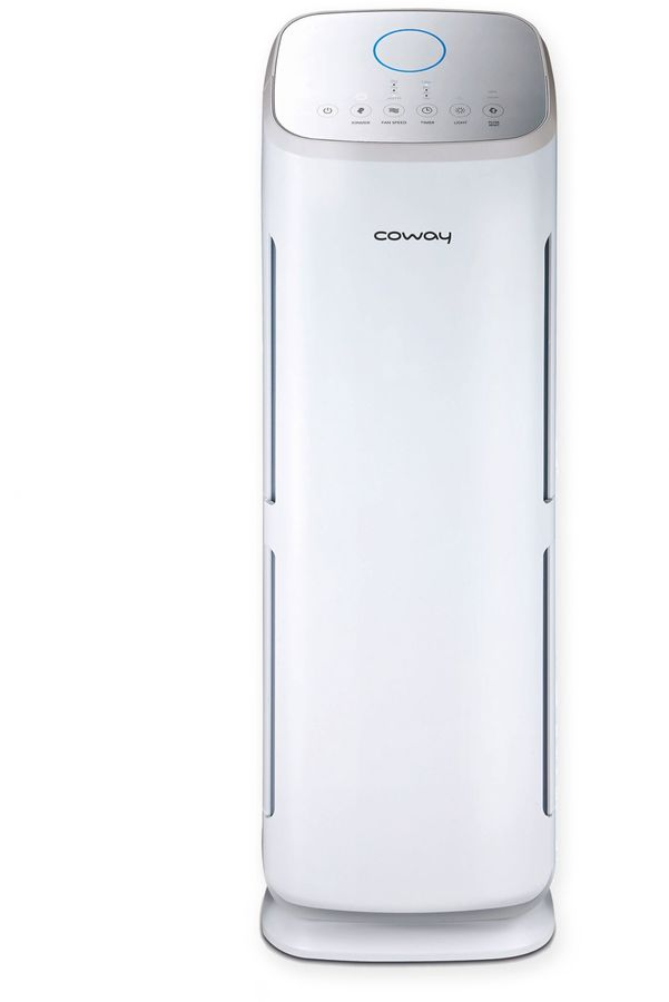 Coway Mighty Tower Air Purifier in White