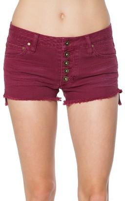 Women's O'Neill Nora Denim Shorts $56 thestylecure.com