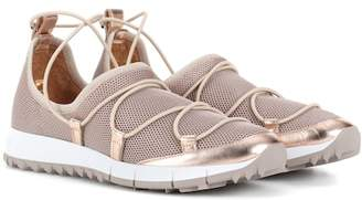 Jimmy Choo Andrea mesh sneakers