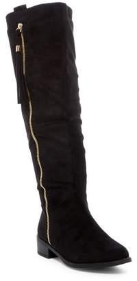 Top Moda Greta Over-the-Knee Boot