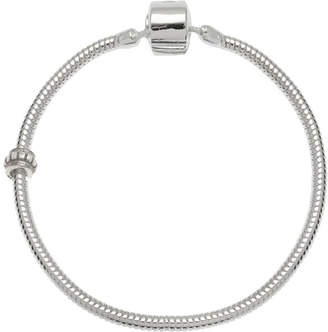 JCPenney FINE JEWELRY Forever Moments 7.5 Snake Chain Bracelet