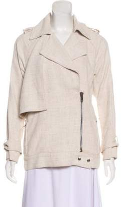 A.L.C. Cropped Trench Jacket