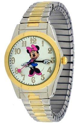 Disney (ディズニー) - Disney # mck635 Women 's Two Tone ExpansionブレスレットMinne Mouse