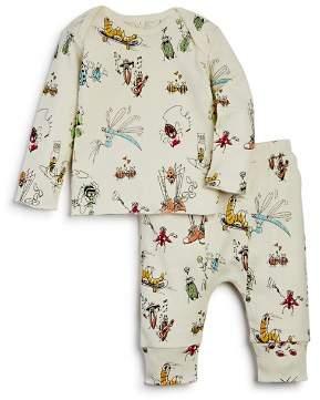 Stella McCartney Boys' Buster Macy Bug Print Shirt & Jogger Pants Set - Baby