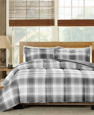 Woolrich Woodsman Reversible 3-Pc. King Comforter Set