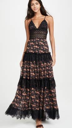 Charo Ruiz Ibiza Dama Long Dress