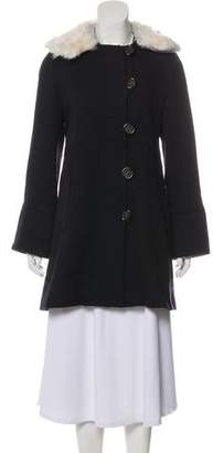 Marc Jacobs Wool Short Coat