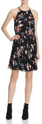 Joie Makana Floral Silk Dress $388 thestylecure.com