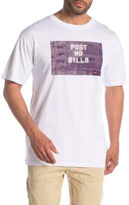 Wesc Mason No Bills T-Shirt
