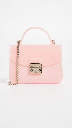 Furla Candy Meringa Mini Crossbody Bag