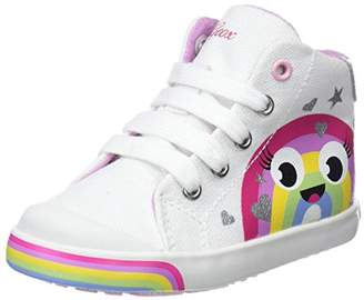 Geox Baby Girls' B Kilwi B Trainers,Child 3.5 UK