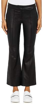 A.L.C. Women's Evan Leather Flared Pants