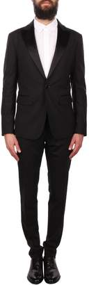 DSQUARED2 Stretch Wool Tuxedo