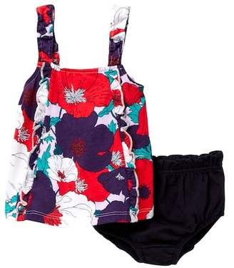 Joe Fresh Tank & Bloomer Set (Baby Girls)