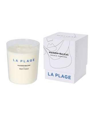 MAISON BALZAC La Plage Scented Candle, 9.9 oz. / 280 g