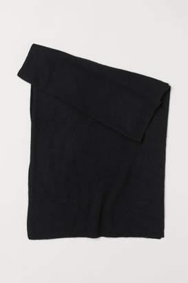 H&M Cashmere Scarf - Black