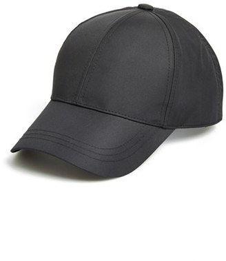 August Hat Nylon Baseball Cap $28 thestylecure.com