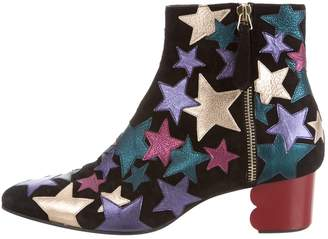 Tommy Hilfiger Multicolour Leather Ankle boots