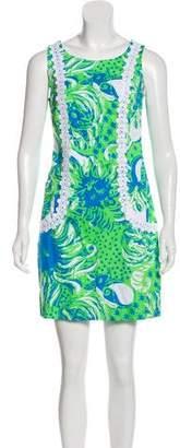 Lilly Pulitzer Printed Mini Dress