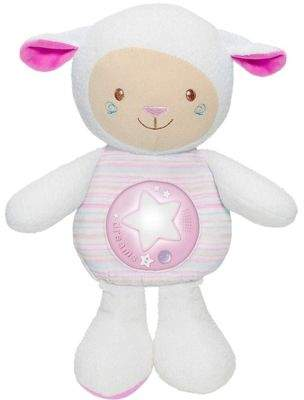Chicco First Dreams Lullaby Sheep Nightlight Projector - Pink