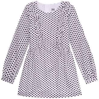 Milly Mini Adeline Polka Dot Dress